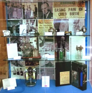 The Charles King Display