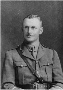 Sir Ivan Magill in WW1