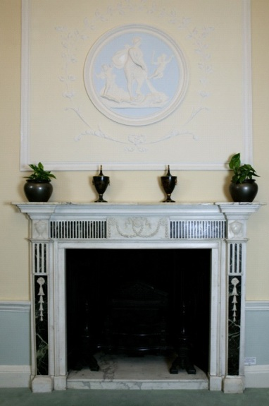 Intavent Fireplace
